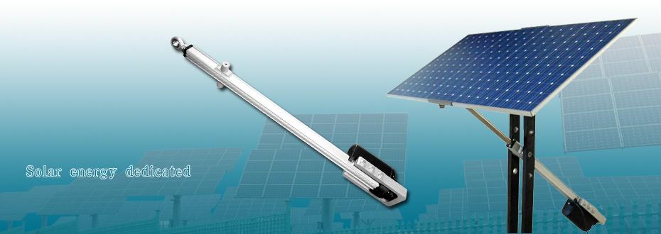 Solar Tracker Actuator 24VDC
