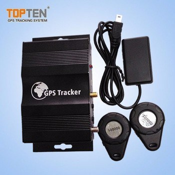 Popular Truck GPS Tracking System with Fuel/Temperature Sensor Tk510-Ez
