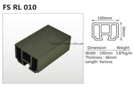 WPC DIY Railing - K-NRL- 05