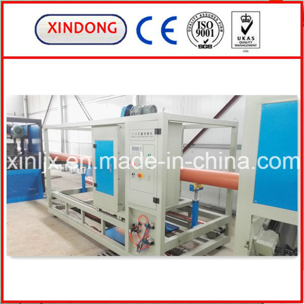 PVC Pipe Production Extrusion Line Machine Plastic Twin Screw Extruder