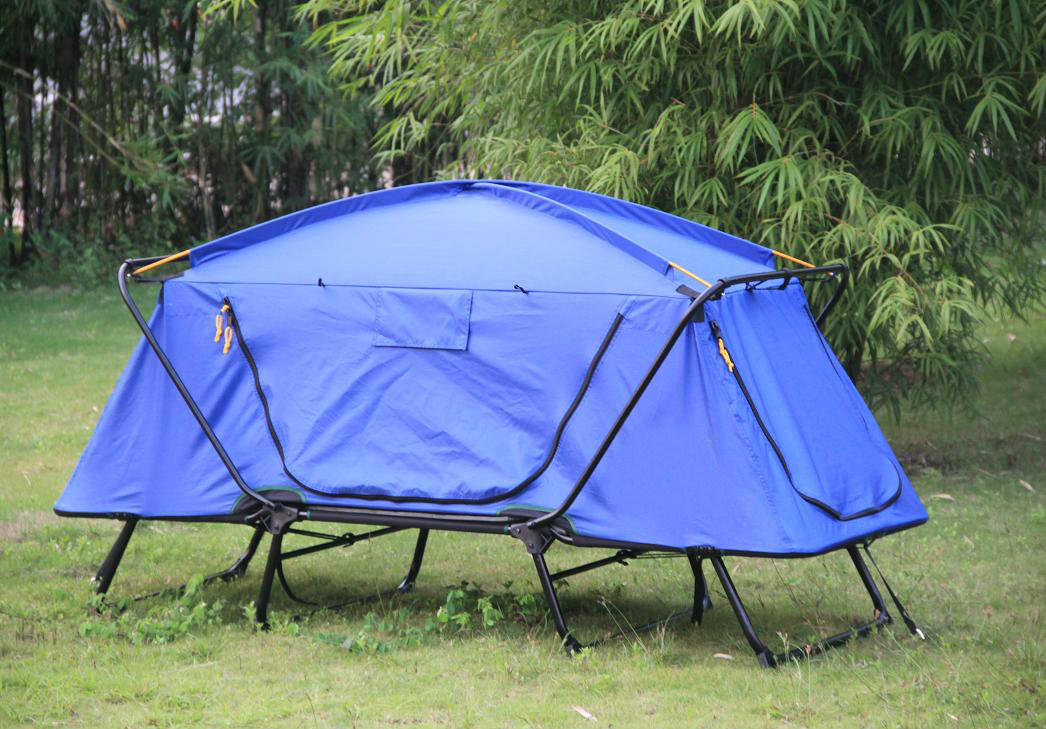 Korea Popular Adventure Camping Bed Tent