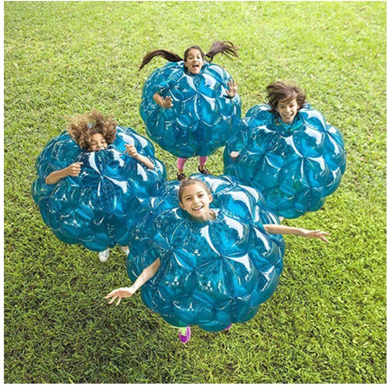 Outdoor Sports Game PVC or TPU Inflatable Bubble Ball