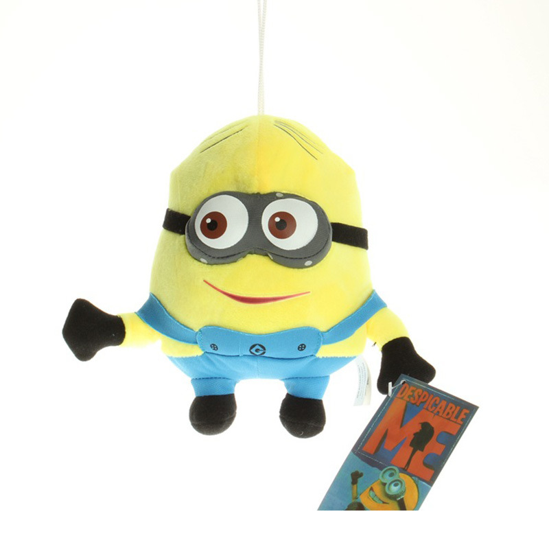 3PCS Each Set Doll Movie Plush Toy 18cm Minion