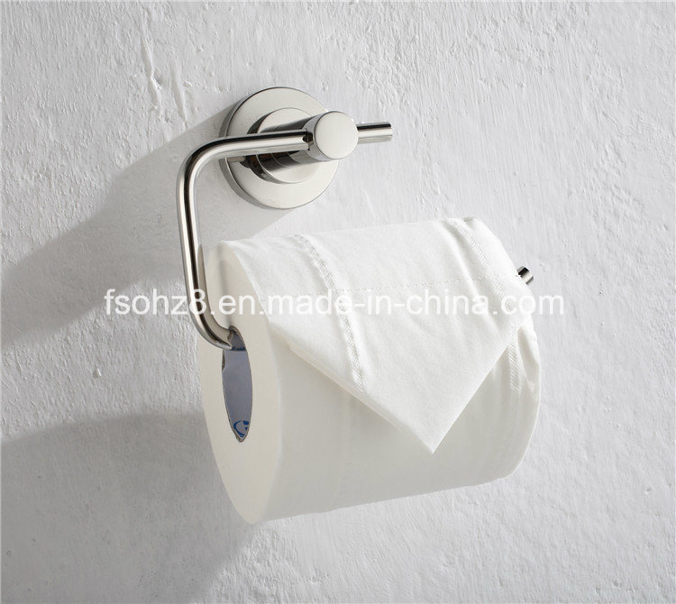 Stainless Steel Bathroom Accessory Toilet Paper Holder (Ymt-1803)