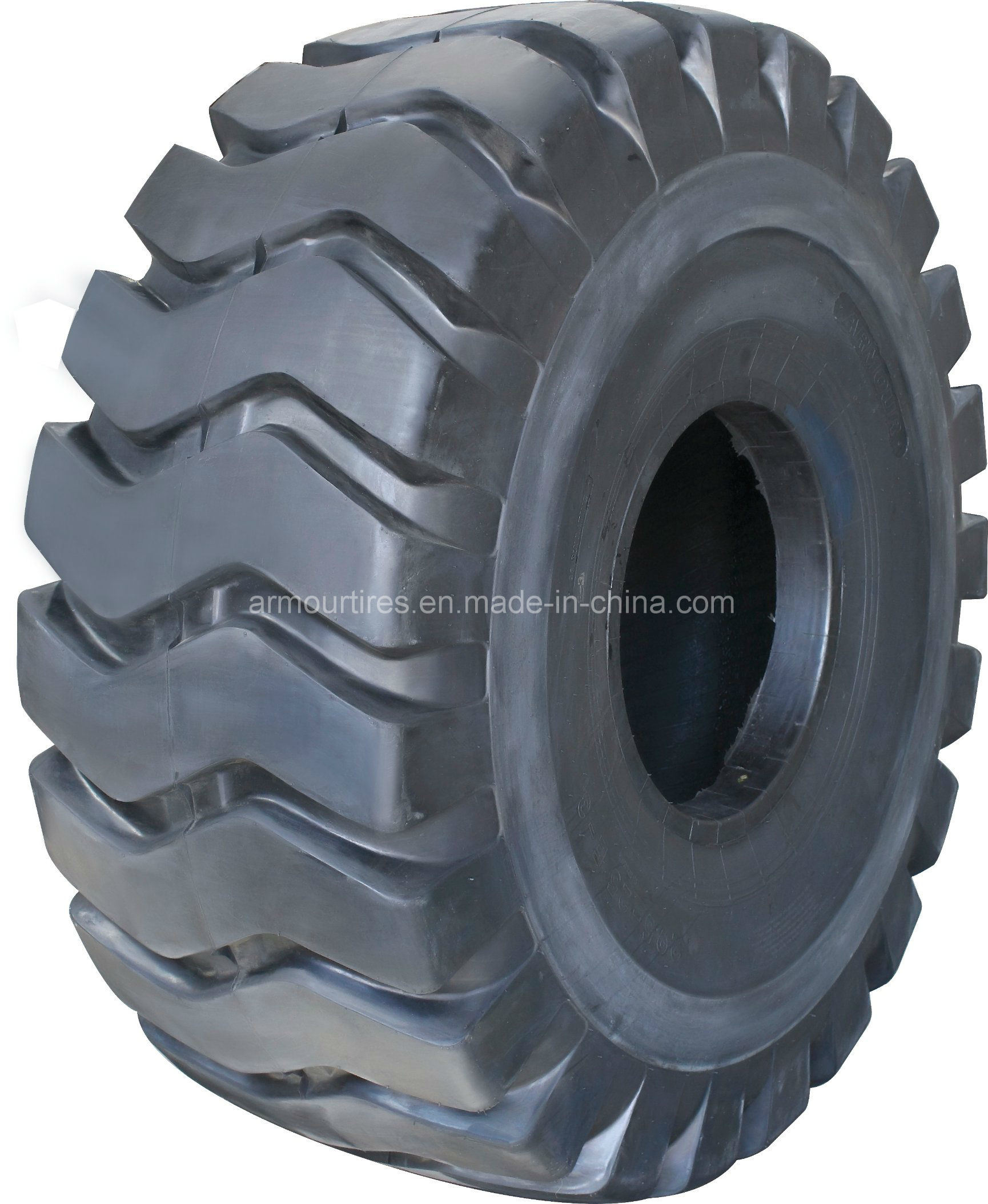 Armour 17.5-25 E3/L3 OTR Tyre for Wheel Loader Purpose (CATERPILLAR, DOOSAN, XCMG, LIUGONG)
