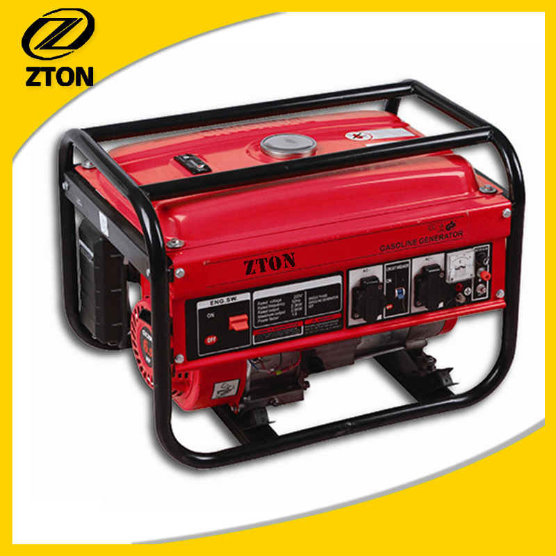 Home Use 2kw/2kVA Small Portable Gasoline/Petrol Power Generator