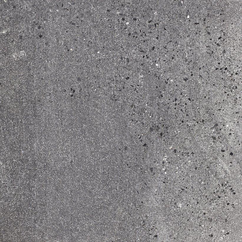 Six Face Cement Look Porcelain Floor Tile for Department Store