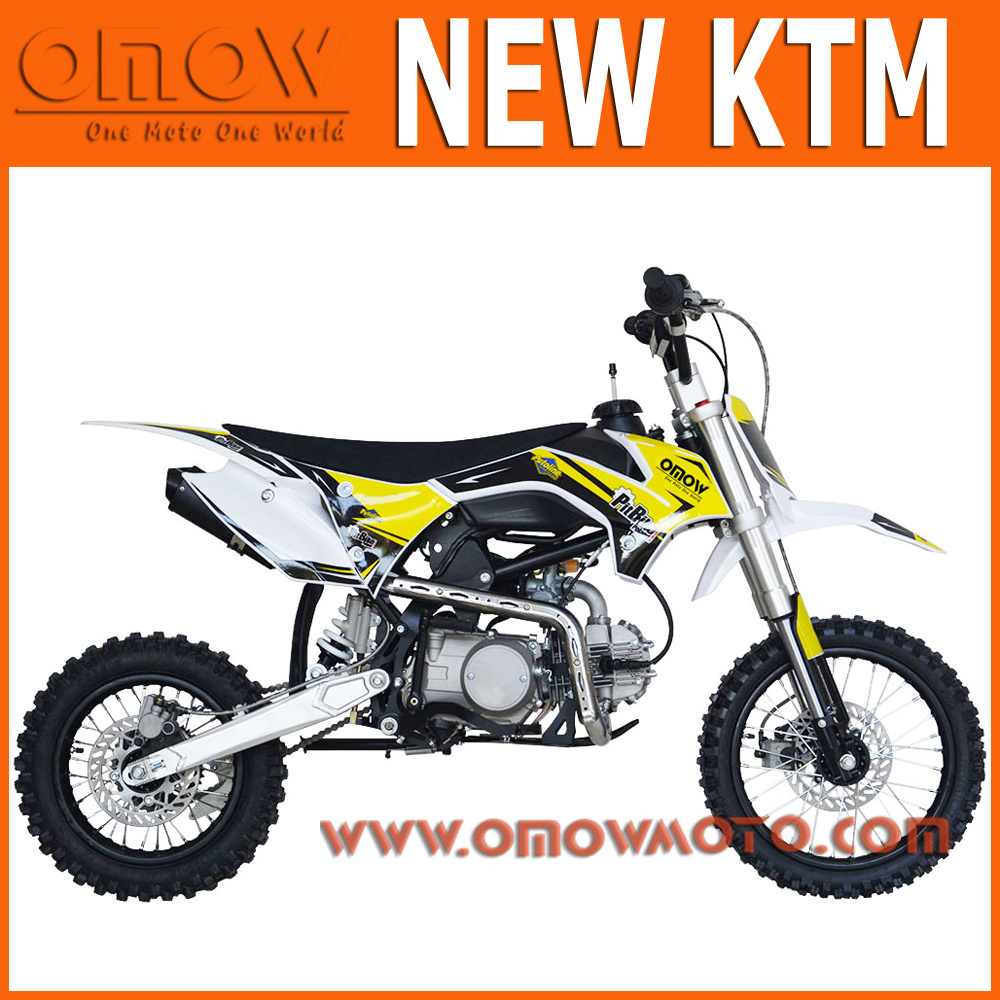 Ktm Sx 85 Style 125cc Dirt Bike