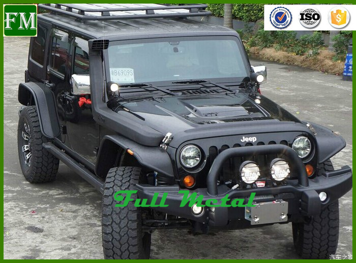 OEM Factory Bushwacker Fender Flare Fit for Jeep Wrangler Jk