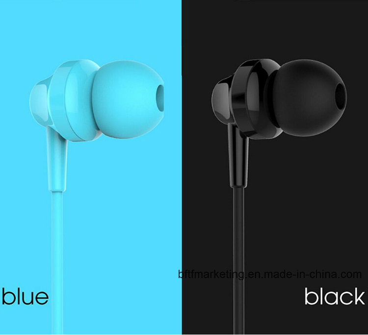 3.5mm Aux in-Ear Earphone for Samsung iPhone MP3 MP4 with Remote and Mic