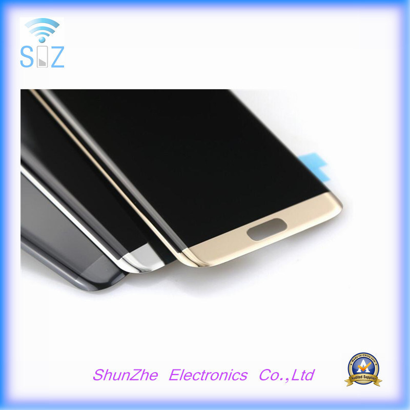 Mobile Cell Smart Phone LCD for Samsung S7 Edge Displays Touch Screen
