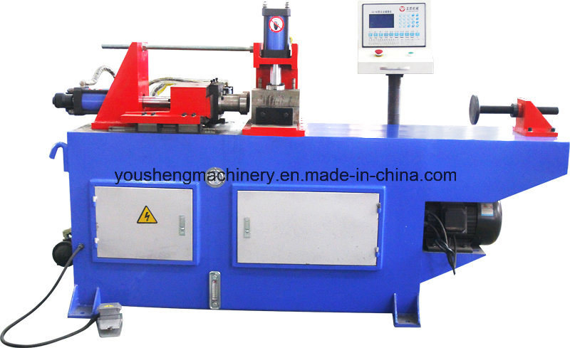 Square Tube End Forming Machine