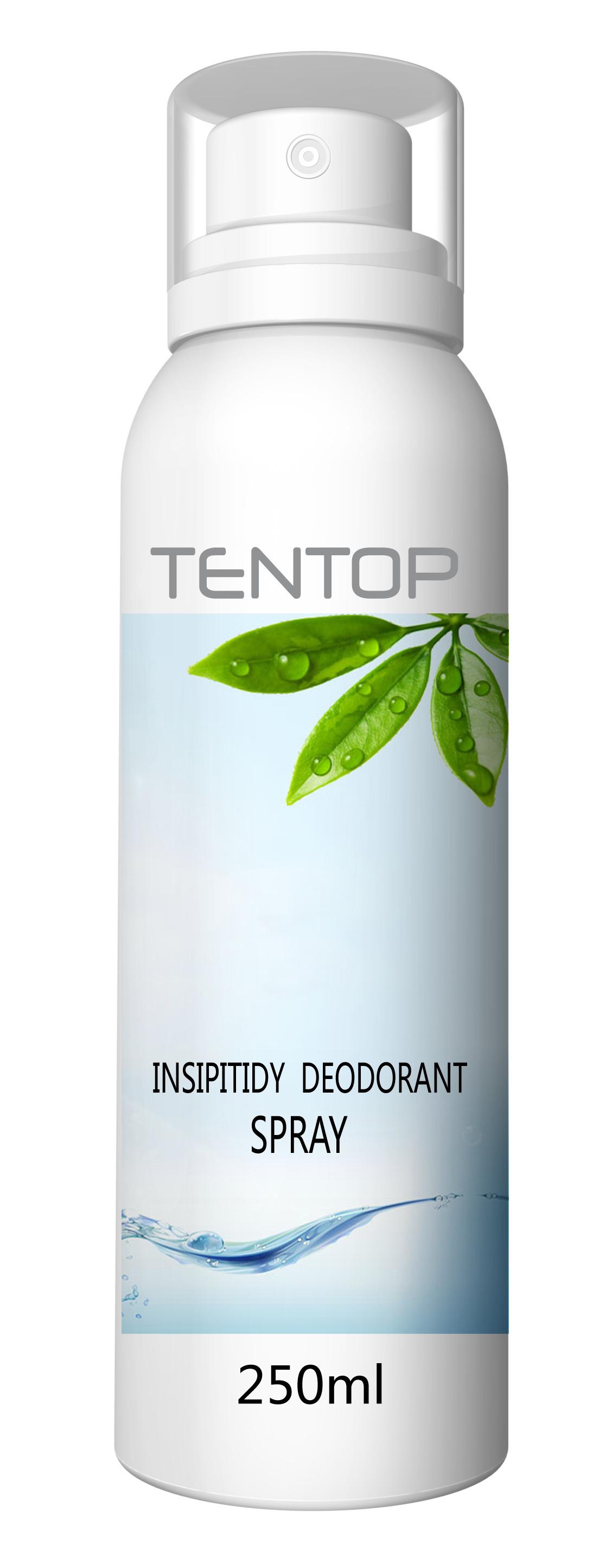 Deodorant Antiperspirant Spray