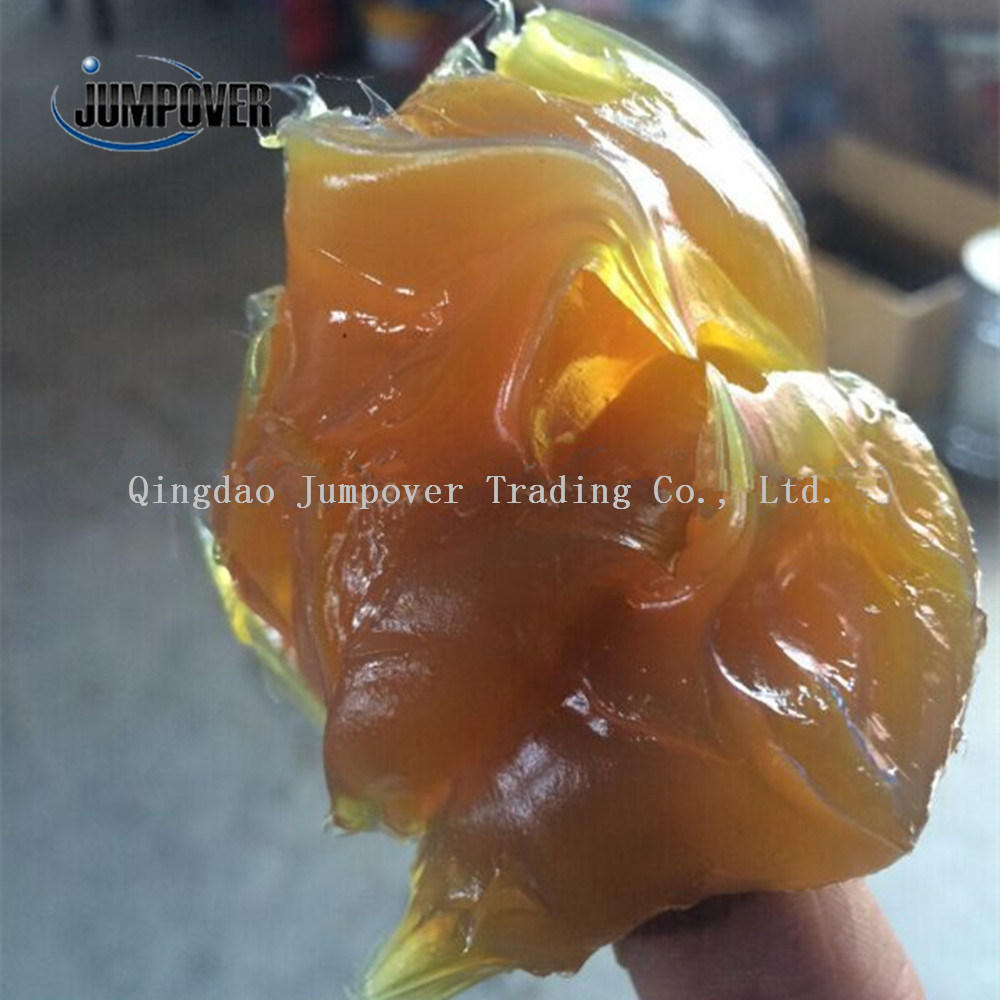 Chinese Yellow Color Lubricant Grease Oil for Engine