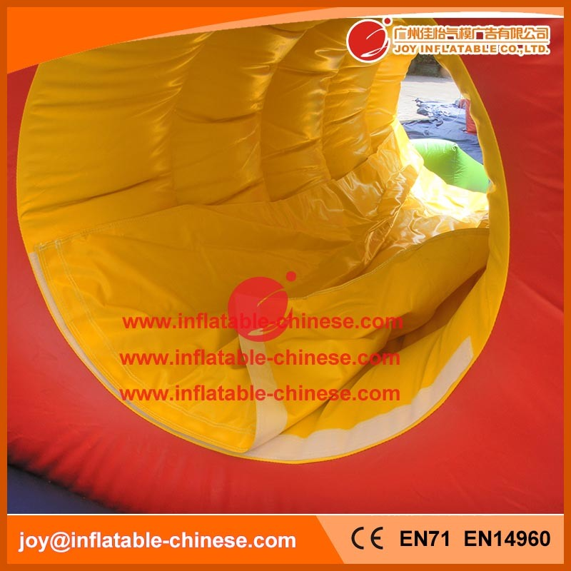 Funny Inflatable Jumping Castle Combo for Kids with Slide (T3-401)