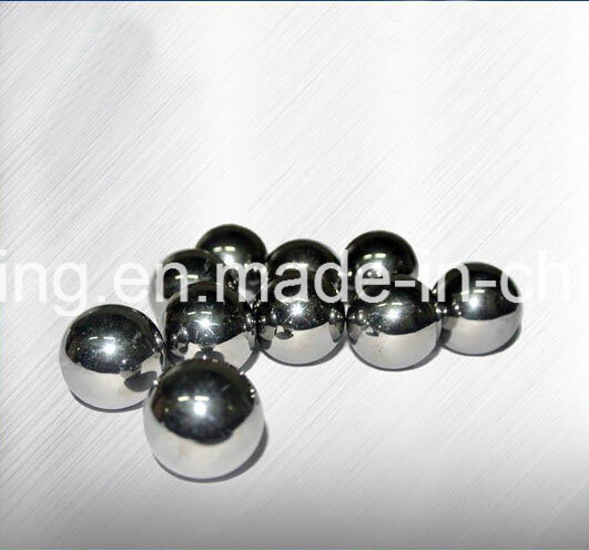 Cemented Carbide Ball and Pellet