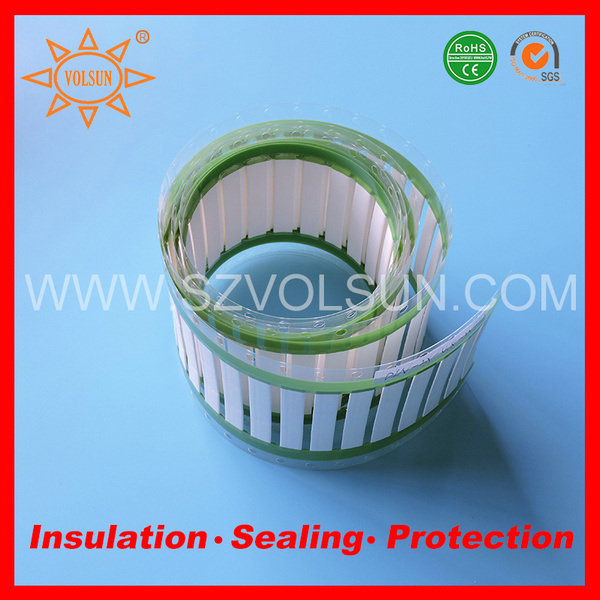 Thermal Print Heat Shrinkable Wire Identification Sleeves
