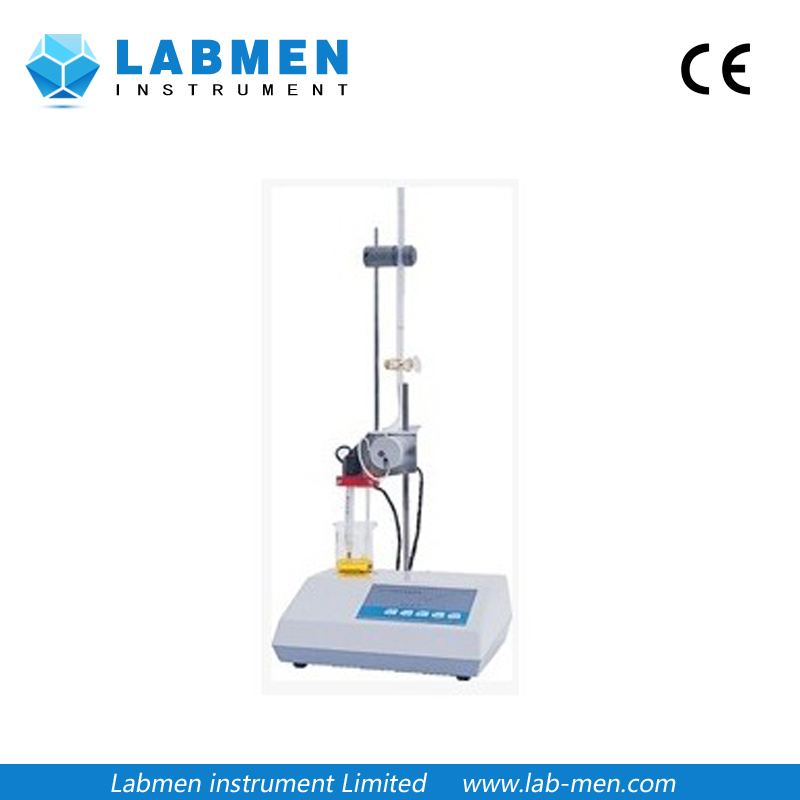 Automatic Titrator with Analog Display