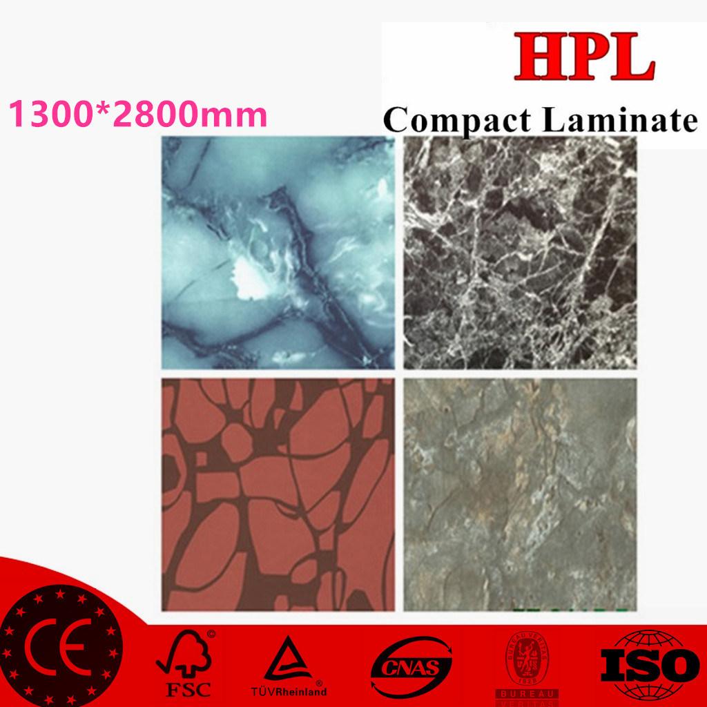 High Pressure Decorative Laminate; 2mm HPL