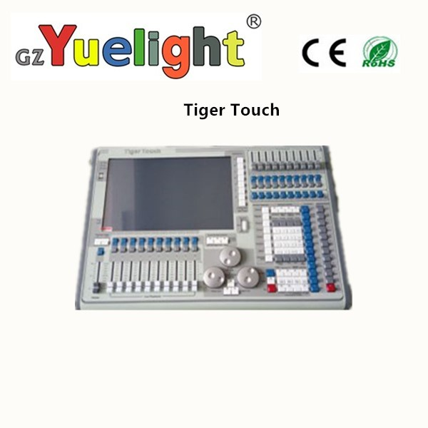 Professional Tiger Touch DMX Controller