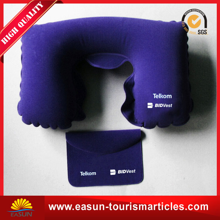 High Quality Portable Waterproof Inflatable Neck Pillow (ES3051789AMA)