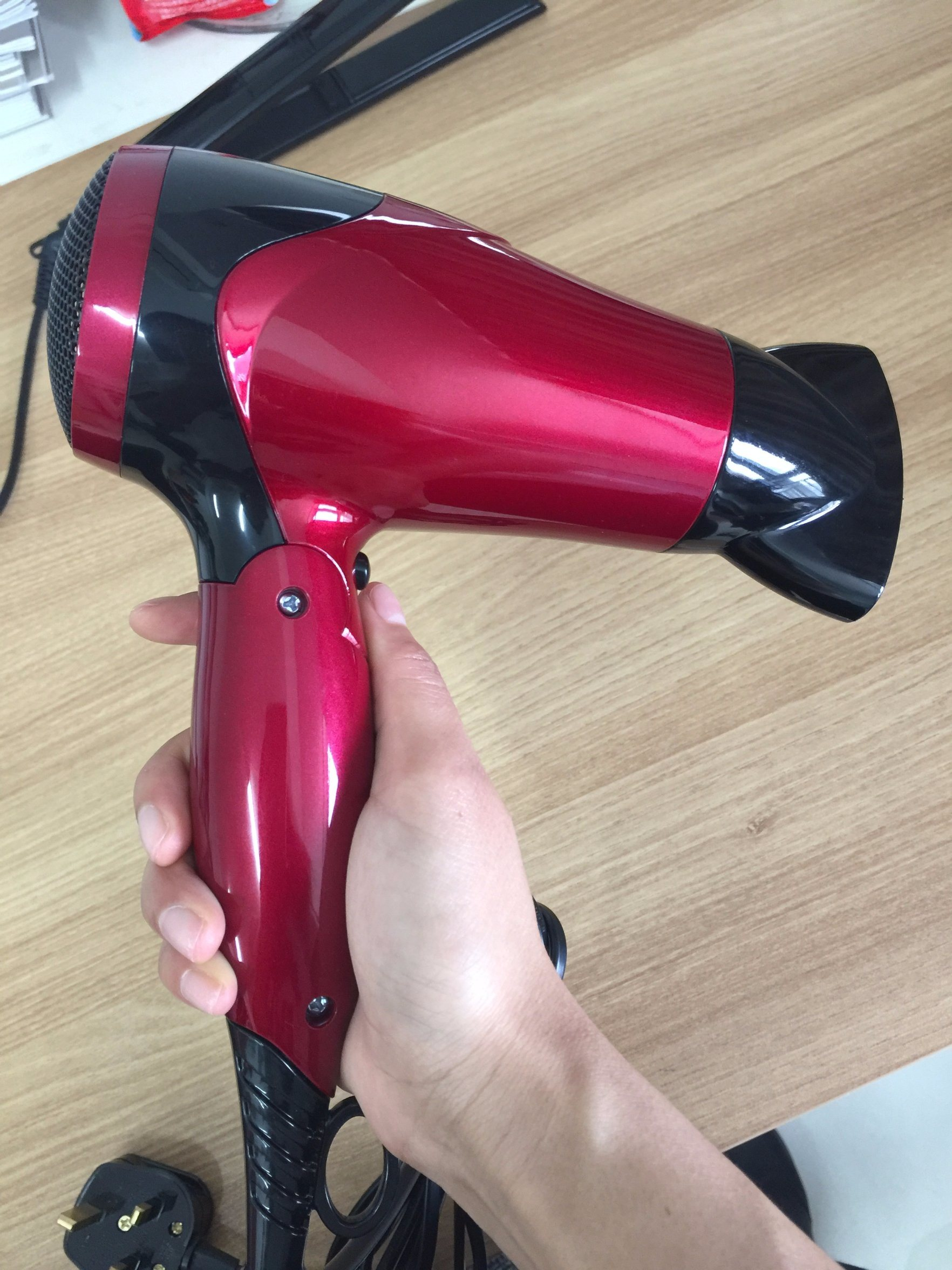 Foldable Travelling Hair Dryer with Ion
