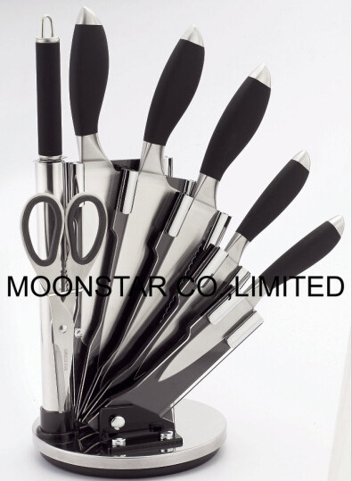 8PCS Stainless Steel Knife Set