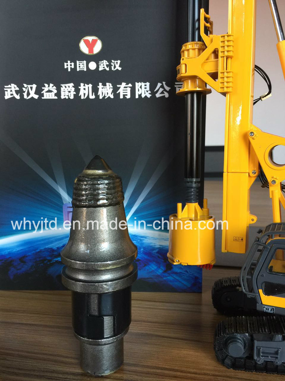 Foundation Drill Tools Auger Bit