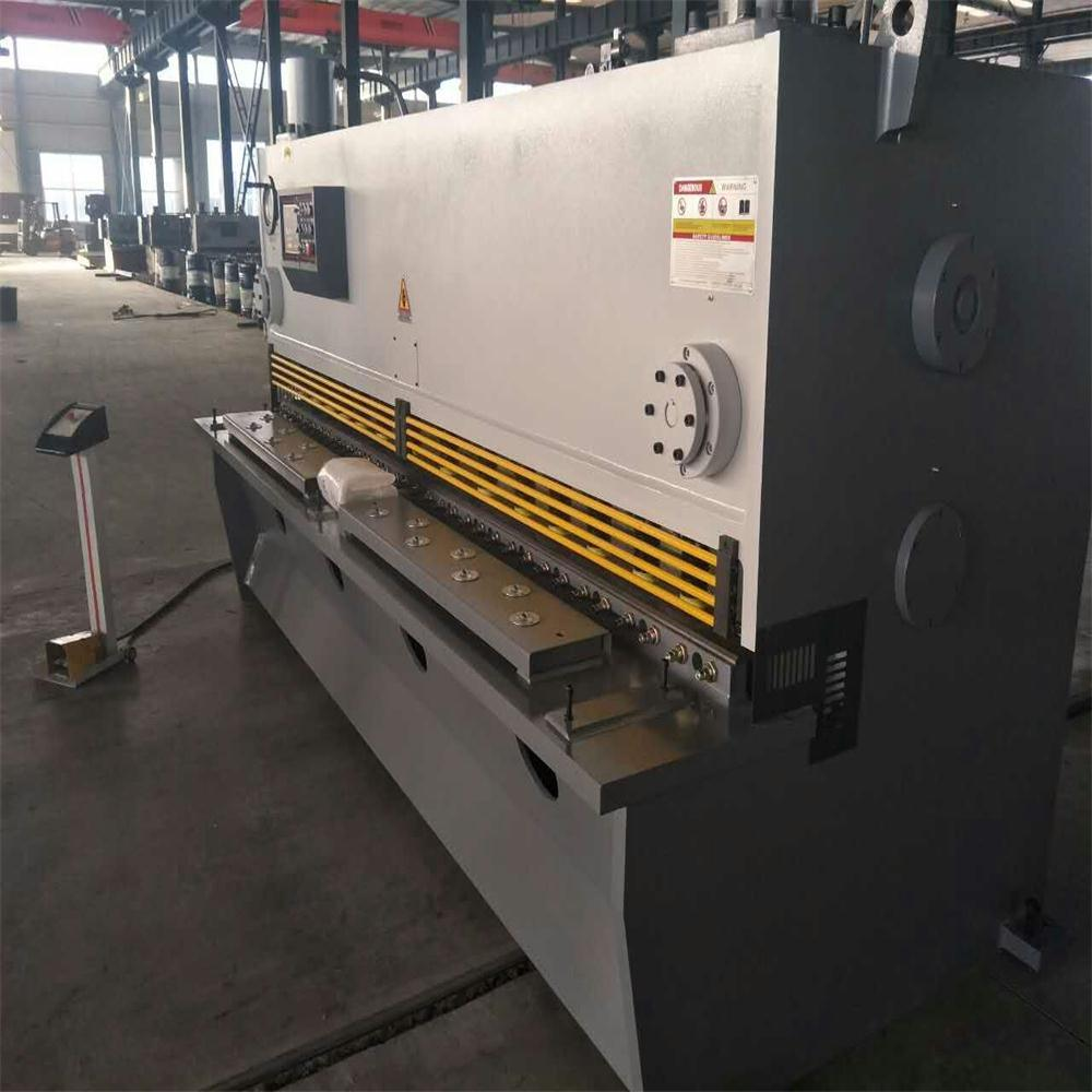 Imported Parts Hydraulic Shearing Machine Cutting Steel Plates