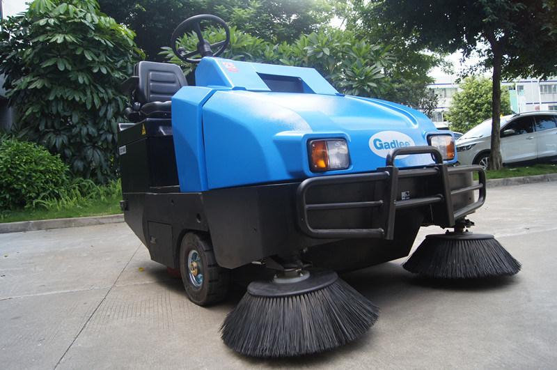 Gadlee Ce Full Hydraulic Ride-on Sweeper (GTS1460)