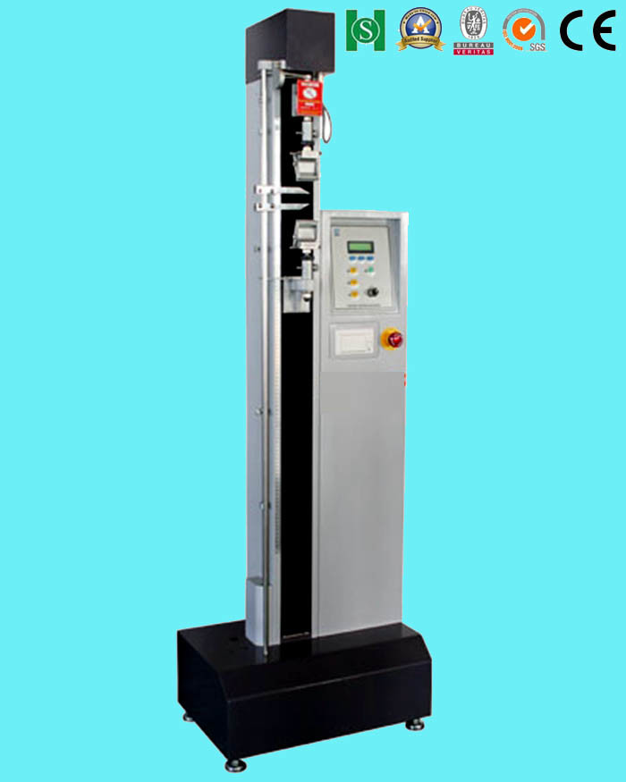 Digital Universal Single Column Tensile Strenght Testing Machine