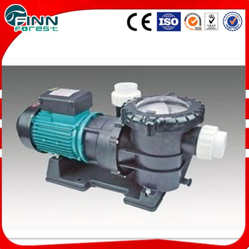Commercial Plastic Pump Swimming Pool Water Pump