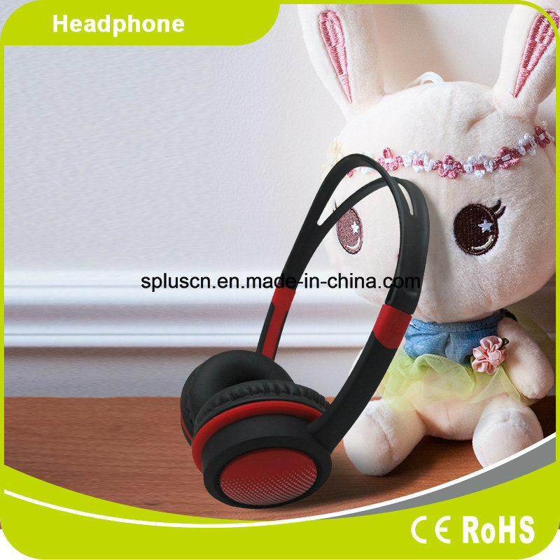Fashion Blue Kid Headphone Children Headphone