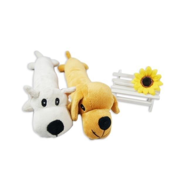 Pet Plush Toy Sausage Style Dog Toy (KB0023)