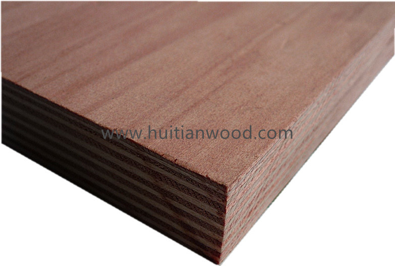 Hot-Selling High Grade Commercial Plywood with Ce Certificate at Low Price