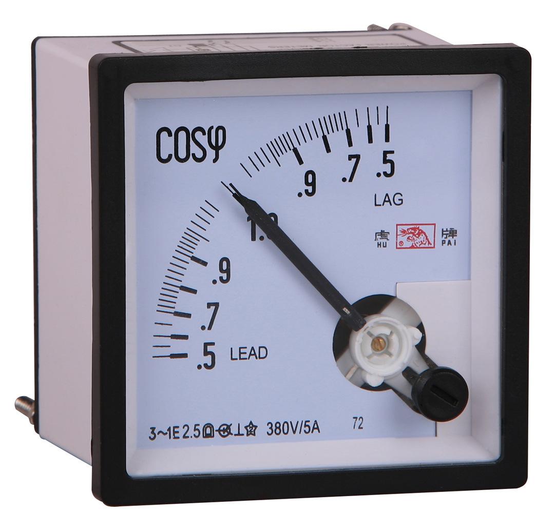 Power Factor Meter : China power factor meter ac ampere panel