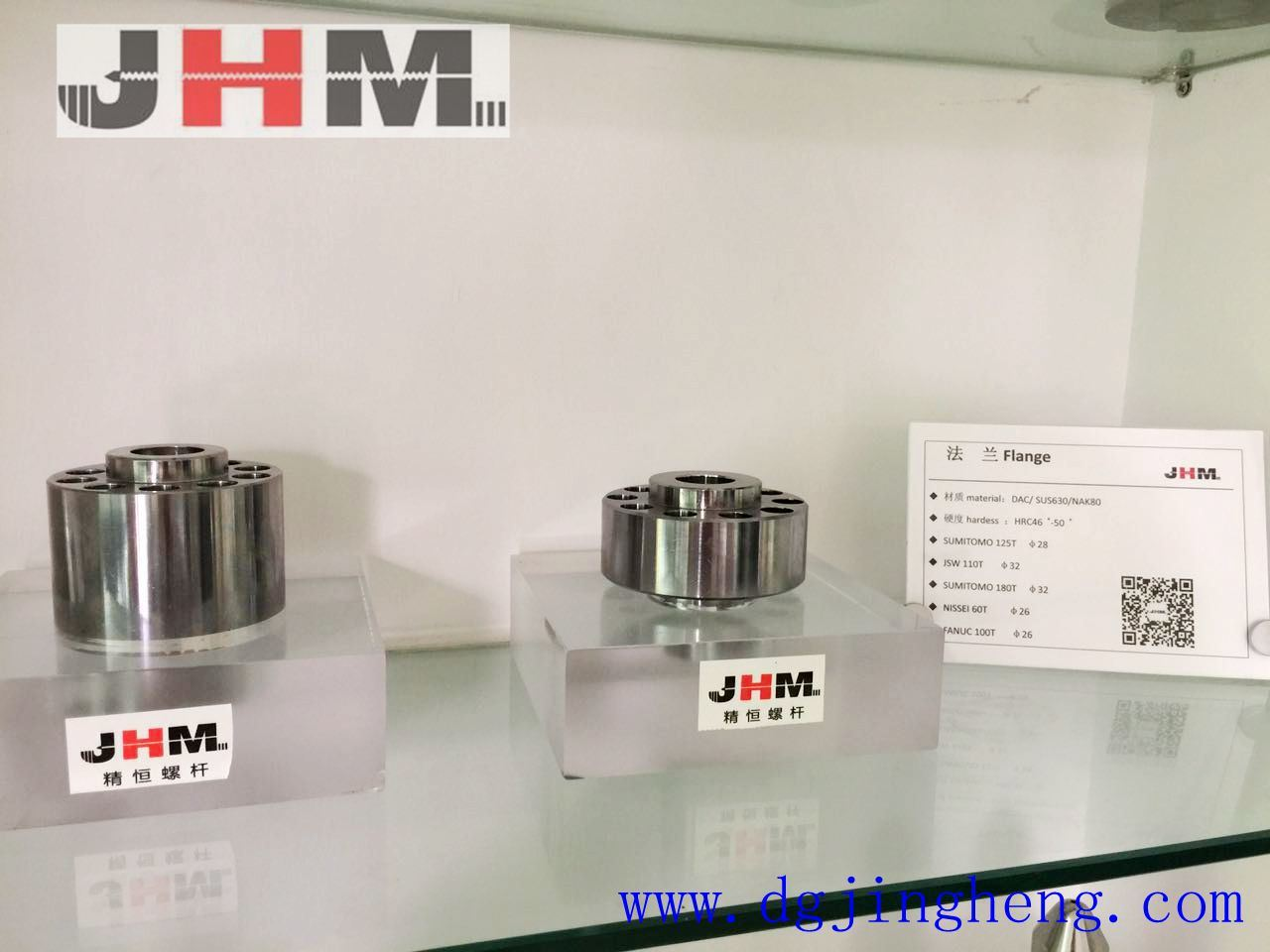 Flange for Injection Molding Machine