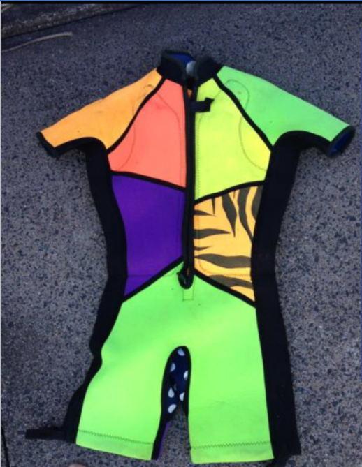 3mm Custom Colorful Wetsuit, Neoprene Waterproof Kids Wetsuits