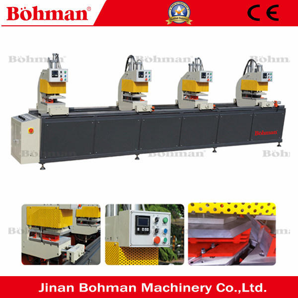 Four Head Welding PVC Windows Manufacturers Machine