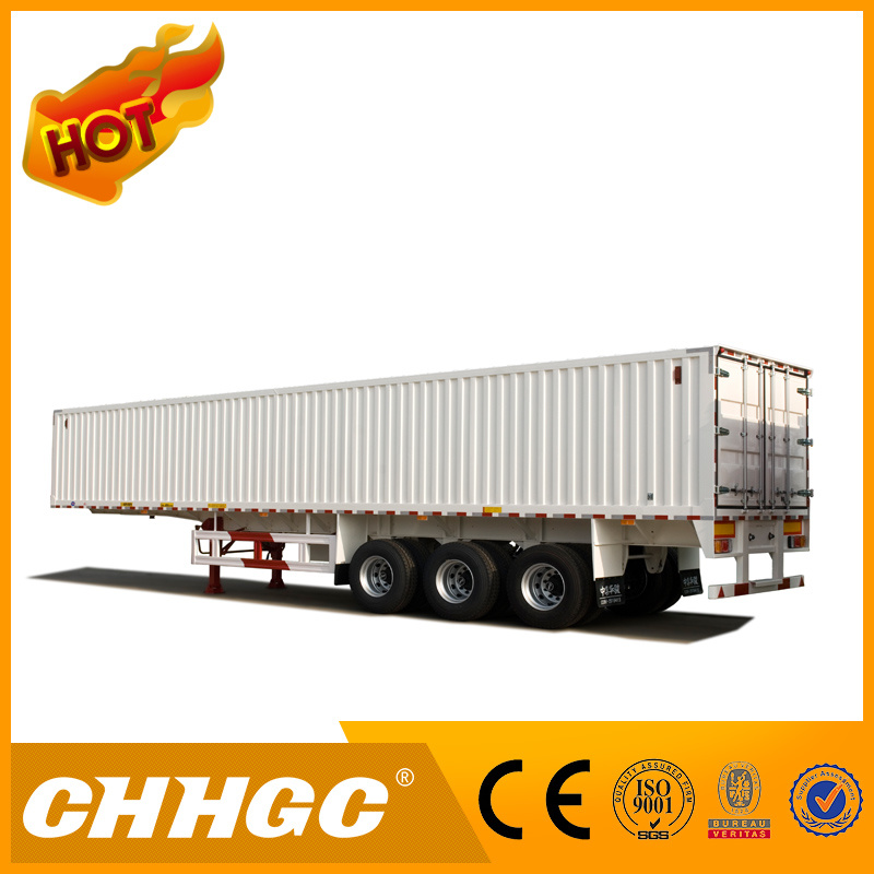 3axle Van Type Semi Trailer