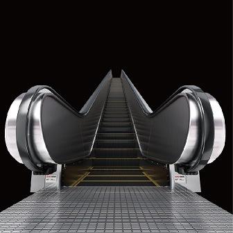 Escalator Automatic Safety Public Place Elevator