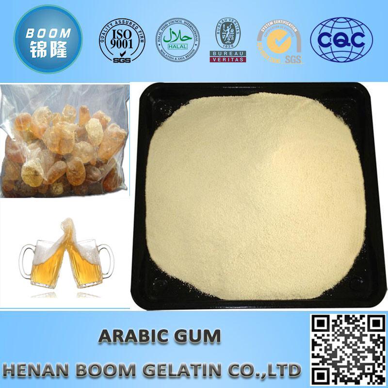 Adhesive Agent Arabic Gum Powder Acacia Gum