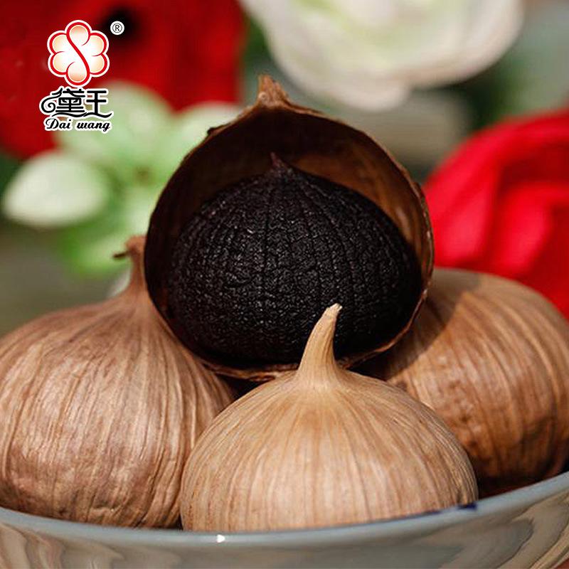 Chinese Hot Sale Weight Black Garlic 800g