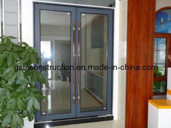 High Quality Customzied Double Glazing House Front Door