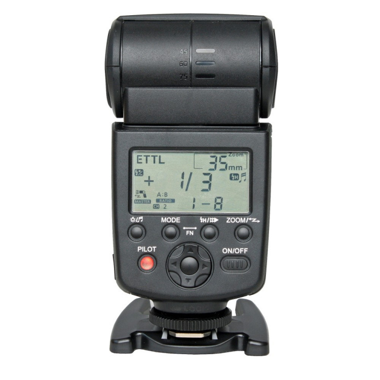Yongnuo Yn-568ex II Ttl HSS 1/8000 Flash Speedlite for Canon