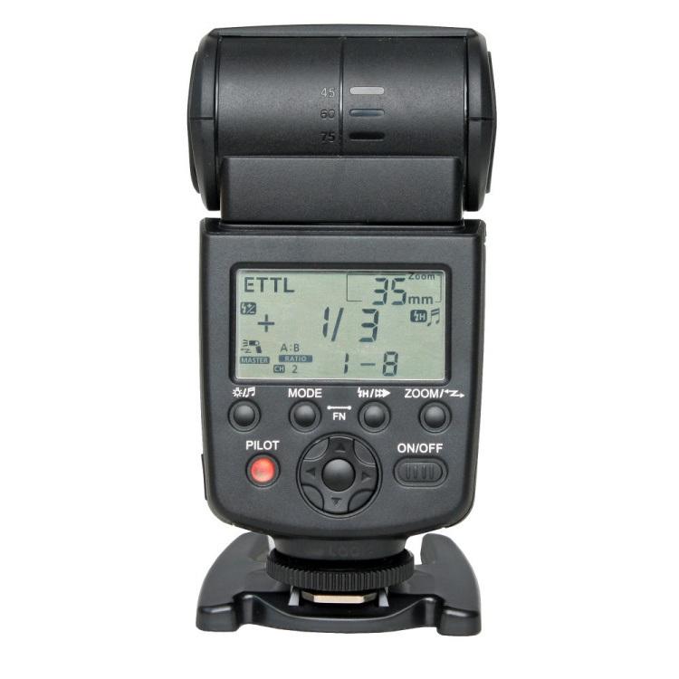 Yongnuo Yn-568ex II Ttl HSS 1/8000 Flash Speedlite for Canon