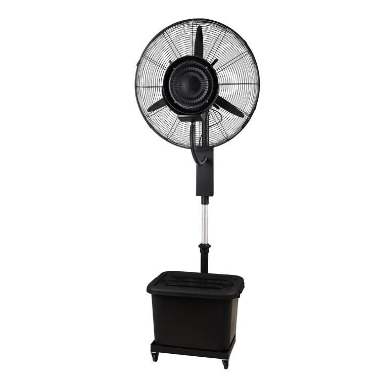 Manual Control Outdoor Cooling Mist Fan
