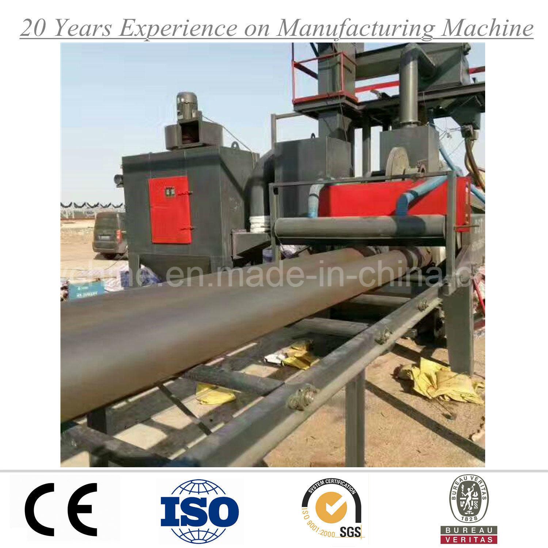 Structural Steel Descaling Shot Blasting Machine