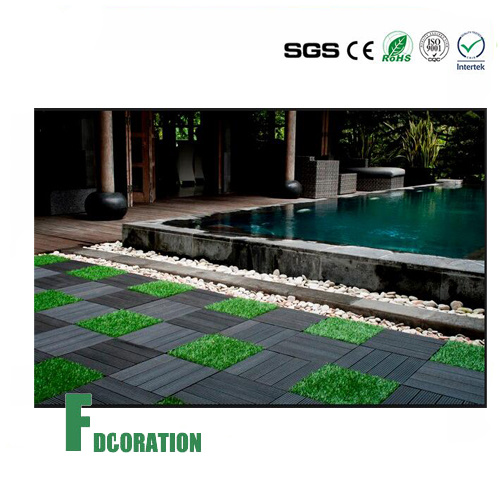 WPC Decking DIY Decking Wood Plastic Composite Decking