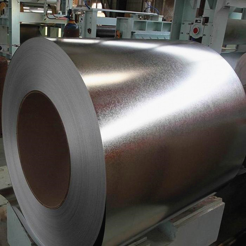Zinc Coated Gi Galvanized Steel Coil SGS Certification